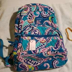 Vera Bradley Backpack in Waikiki Paisley